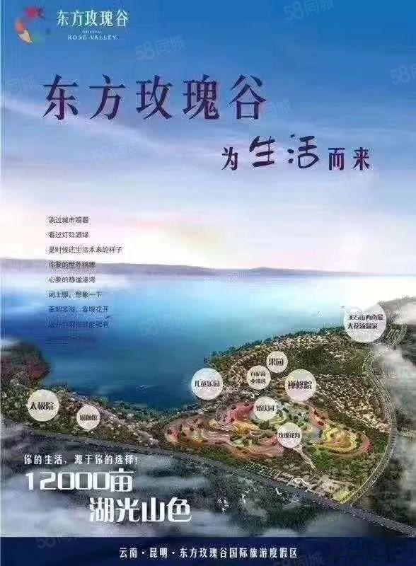 泸西县东方玫瑰谷国际旅游度假区客栈公寓客栈商铺