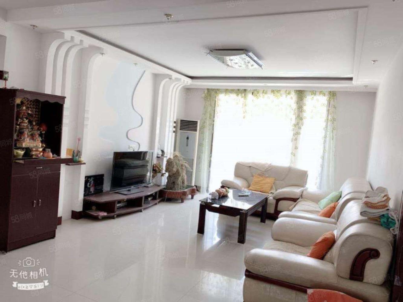 中亞小區精裝三室包物業采暖三樓