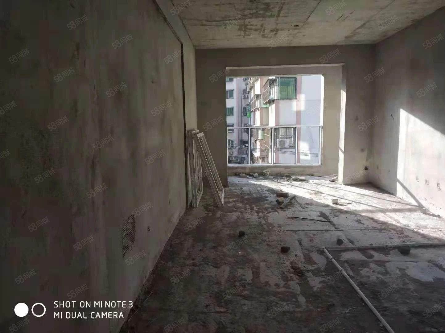 新铁路小区新房出售随时过户全新一手房一口价28万