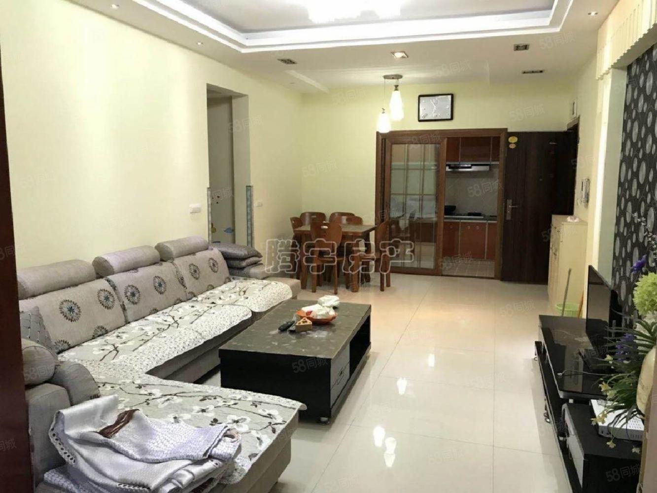 中慧城家具电器齐全精装修三室只要1500非常干净