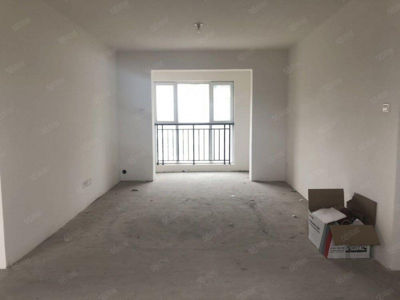 科技馆旁边,中海稀有2室南北通透,毛坯次新房,看房有钥匙