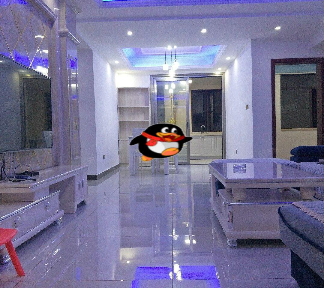安源新小区新装修第一次出租电梯3房