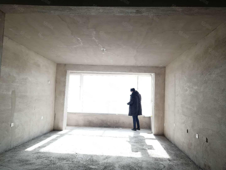 水岸帝景急售151.51,三室两厅两卫,毛坯房有房照可贷款