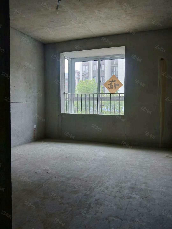 學府文苑電梯房三室兩廳一衛毛坯房,看房有鑰匙