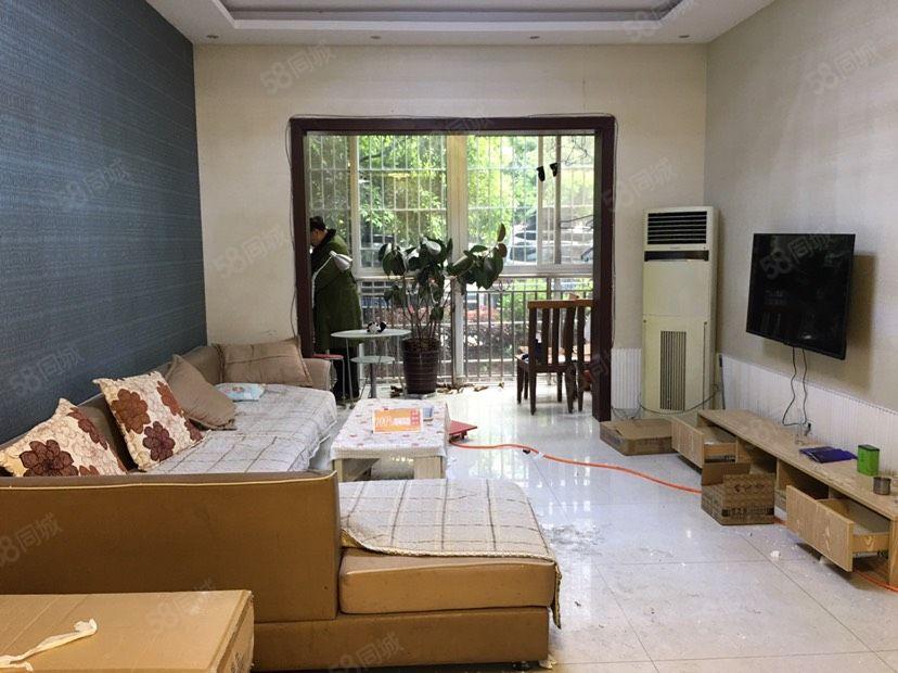 德福花园104平米精装3室2卫带家具家电拎包入住可按