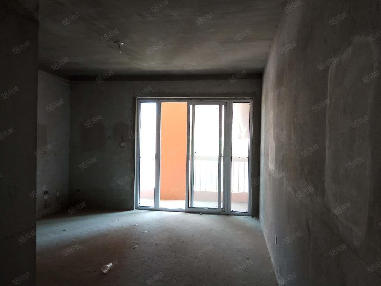 急售师院附小对面清城亿园3室2厅2卫2楼毛坯房