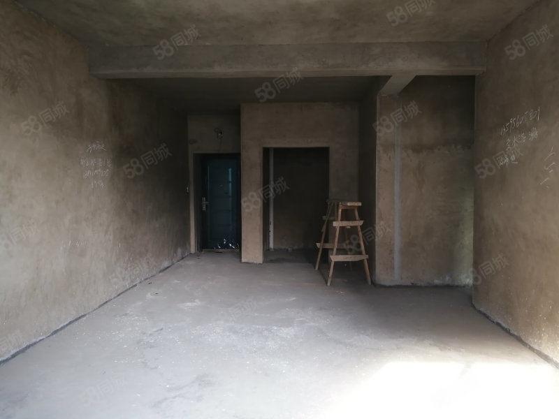 客车站锦鸿家园小区毛坯现房户型方正实用,单价仅3470!
