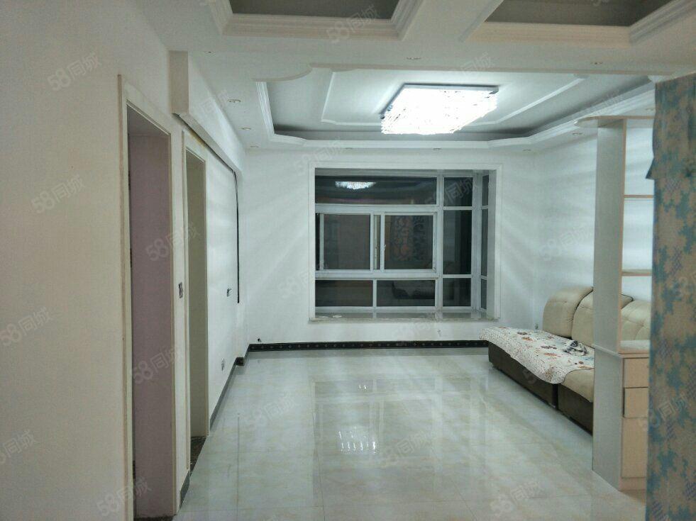 阳光澜岸电梯13楼精装3房户型方正采光好看房方便