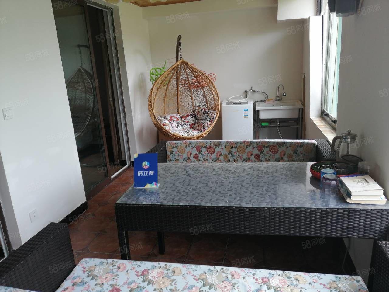 仙女山避暑房隆鑫花漾的山谷精装一室大露台急售