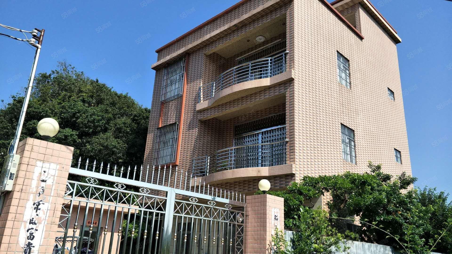 随垌私宅310平方占地基建81平方总建筑350平方