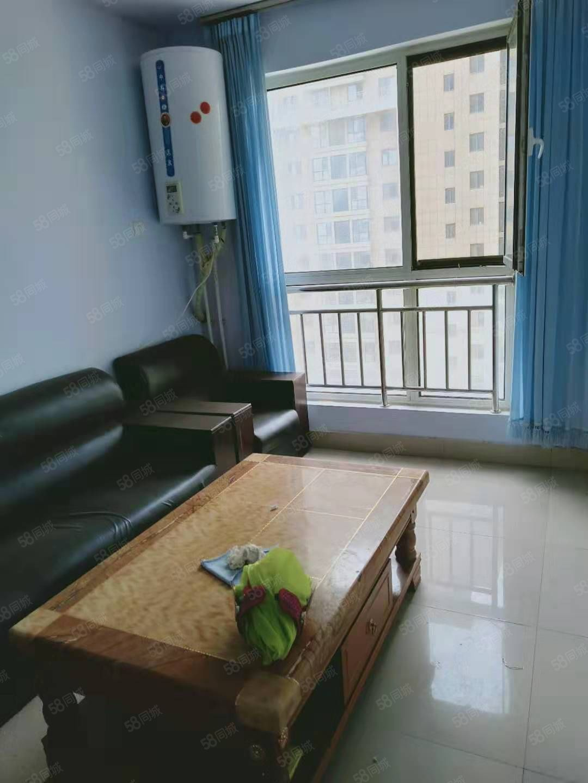 地鑫富华园2室1厅1卫家具全800月