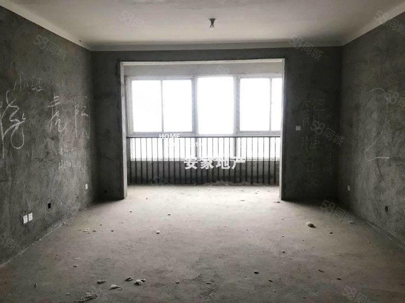 香榭丽舍全新毛坯经典三房全明户型格局设计合理可按揭
