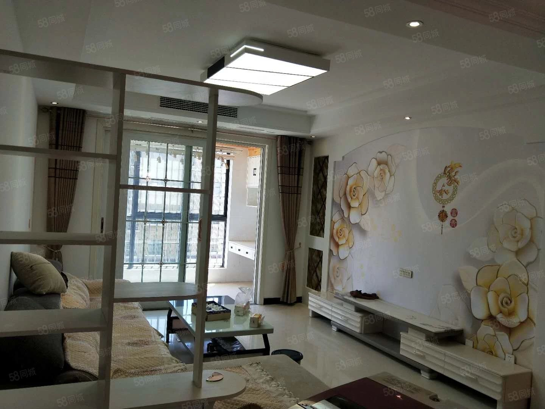 东方威尼斯电梯房三室两厅两卫精装修可拎包入住