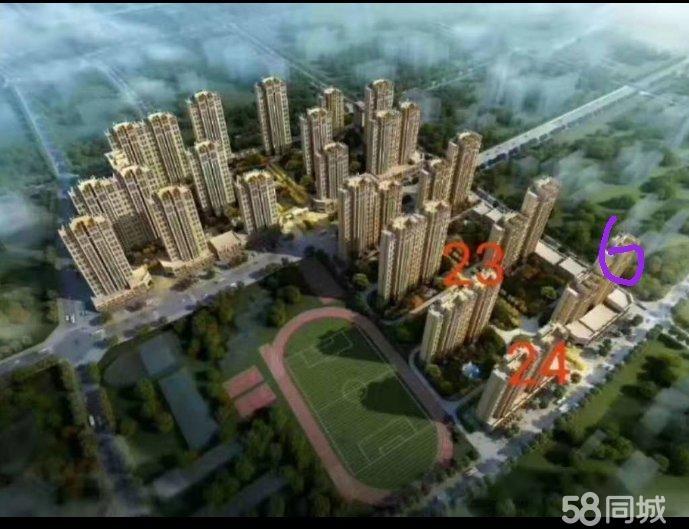 群科新區好房出售,宜居、便捷、生態。