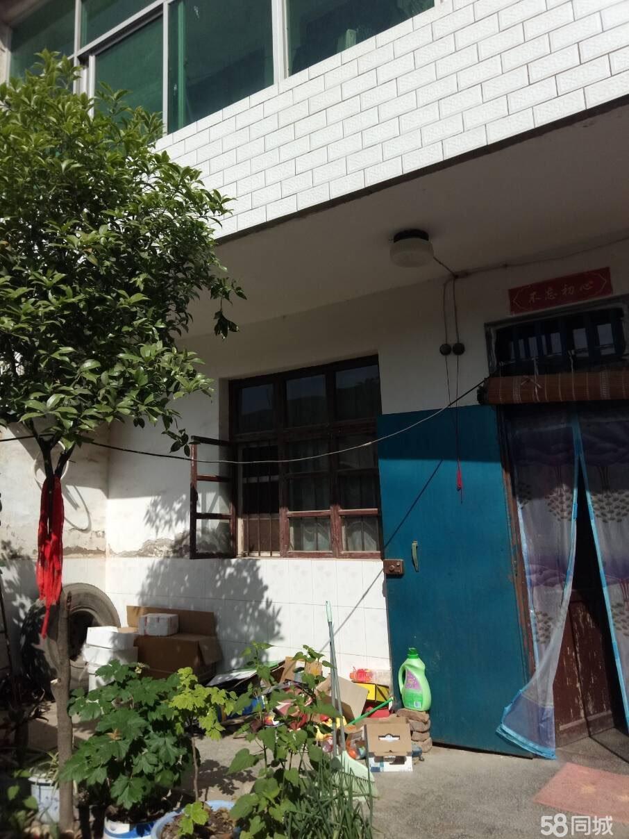 汝阳县朝阳新村独院出售