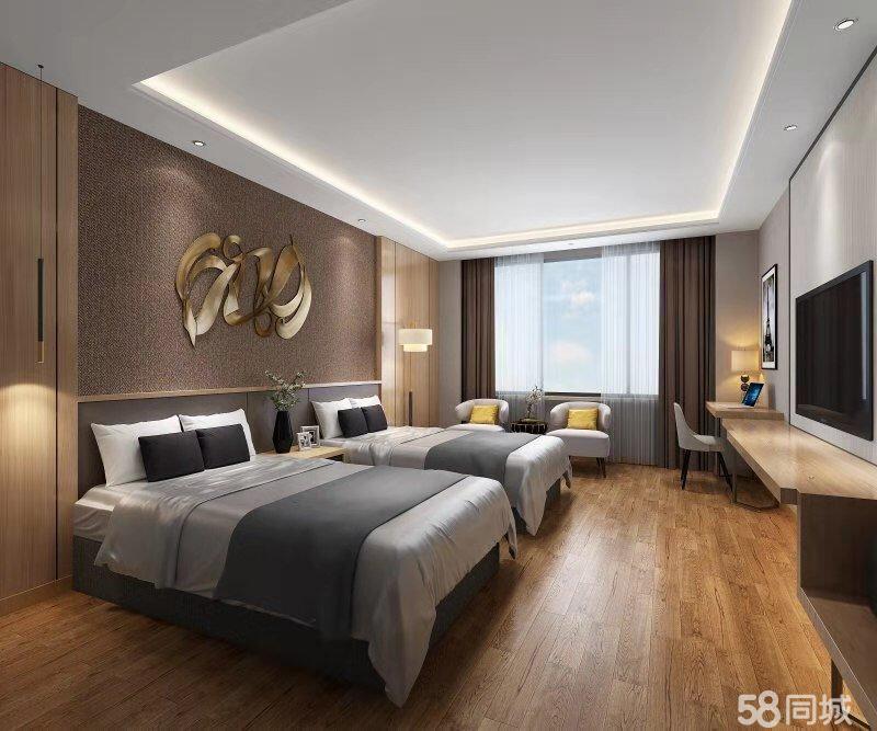 8万元买46.38平米精装修产权酒店