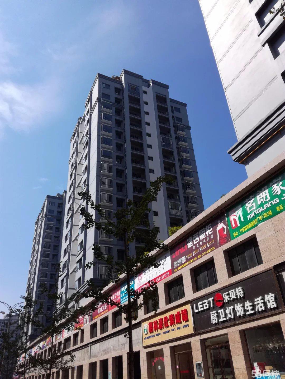 竹溪金竹广场1期3室2厅1卫113.77平米