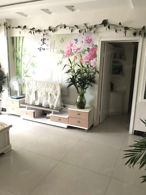庄浪县医院附近天诚花苑精装房急售,标准两居室,拎包入住