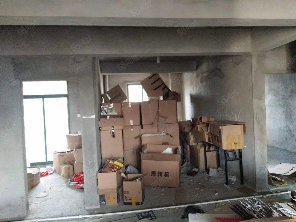 新上房源融辉城二期,毛坯房,随意装修,有证满二支持按揭!!