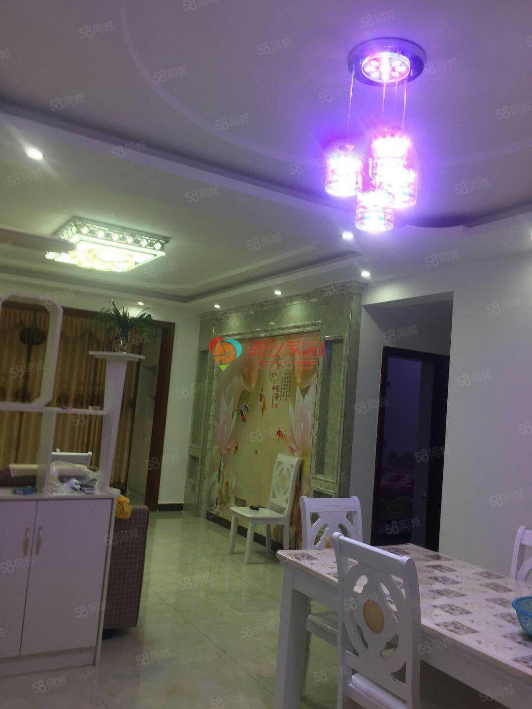 《新家园精品房》锦江御都江景房全新装修首次出租家电齐全