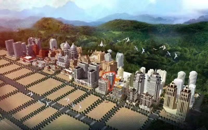 遇见版纳磨丁发展特区整层12套200万准新房通高铁