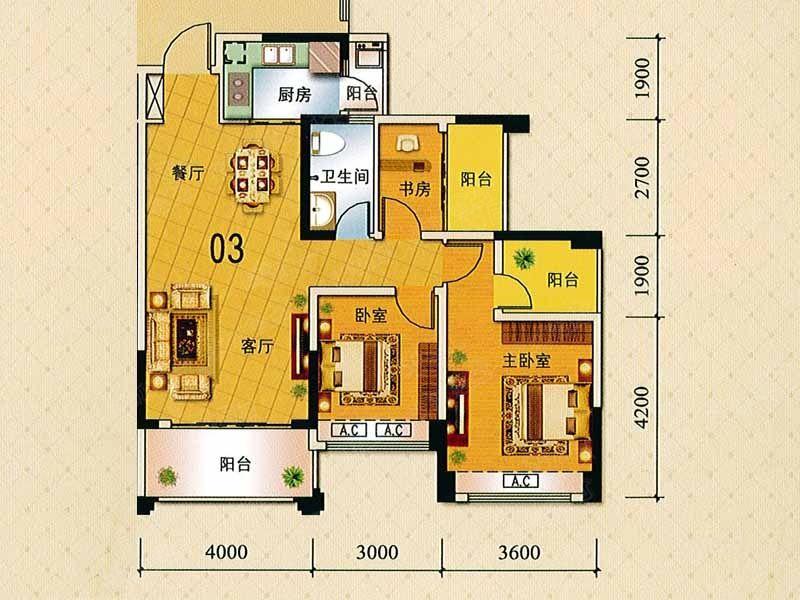 夏安园3楼简单装修,带地下室,北开门物业好,交通方便