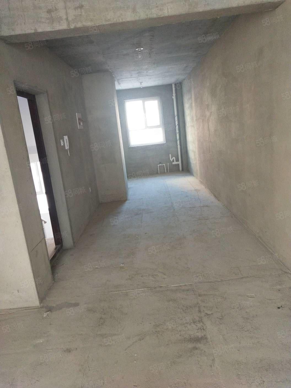 瀚海明珠多层4楼,98.35平米,毛坯房按揭