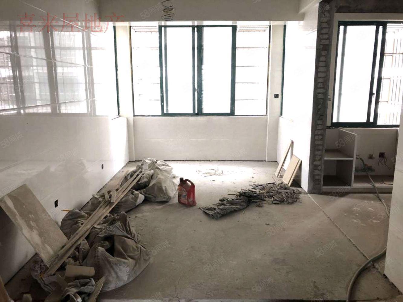 東錦佳苑半裝修復式四房南北通透鑰匙在手值得一看