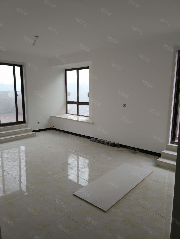 尚城国际94平米边户三室两厅送70平米阳光大露台硬装5万