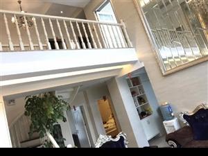 《帝景》楼中楼房东花70万装修单价7千多送两个露台