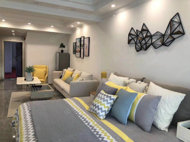 新葡京官网海悦城首付25万海景房,酒店式套间房,高端品质