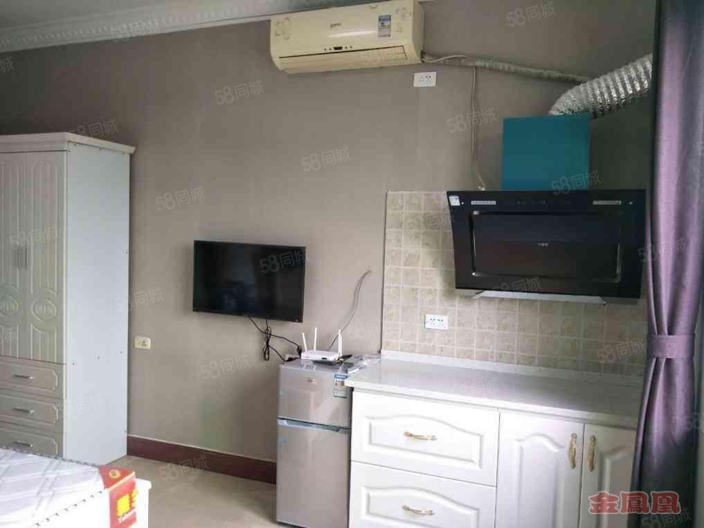 锦江广场超值新装小公寓房,简单而温馨的住房,独立厨卫好房不多