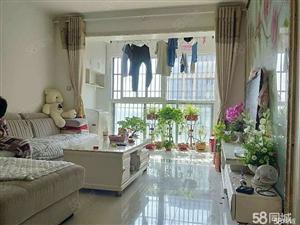 万达华府精装三室三房一线户型超级漂亮证过两年