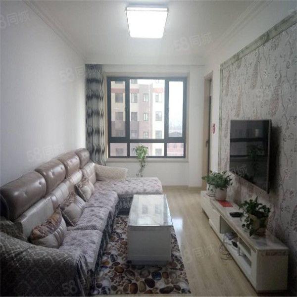 83平三室南北通厅地热步梯7楼捡便宜好房子