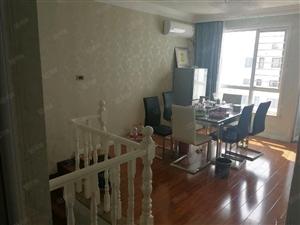 春华国际精装3室,经典复式,带家具家电未入住