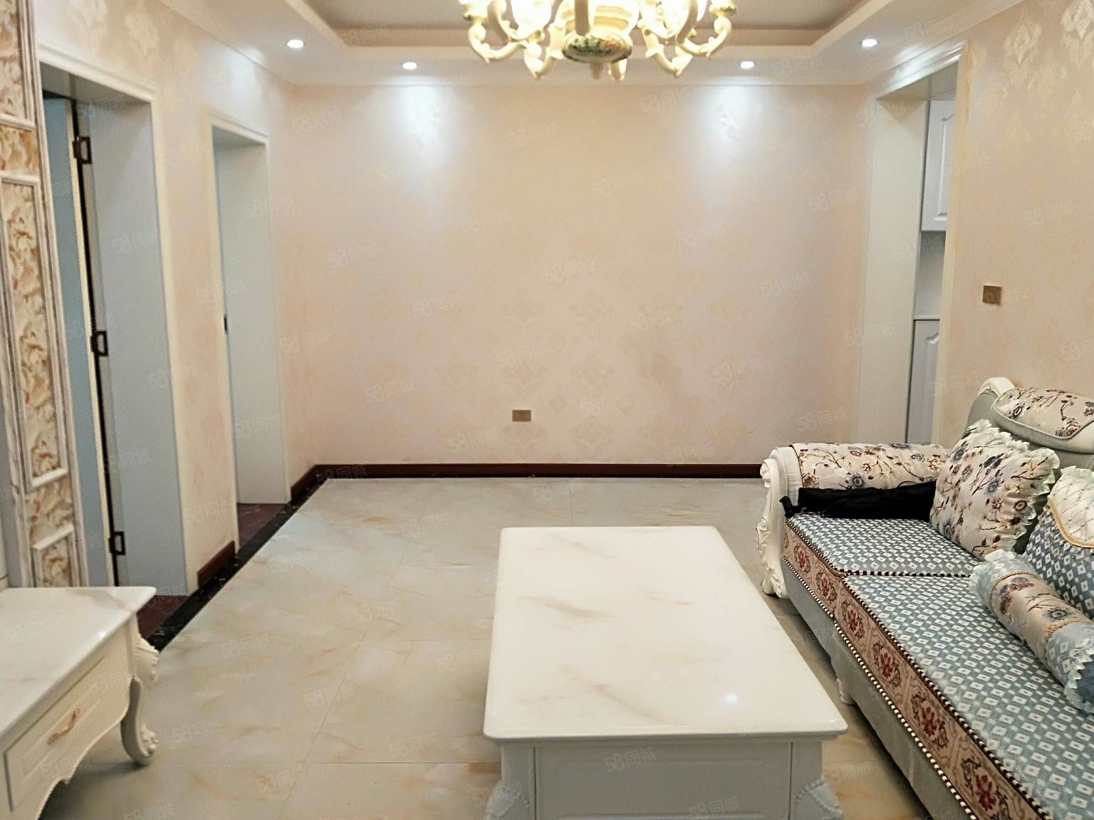 业主急售易家坝精装修3室2厅1卫带露台钥匙在手只要45.8万