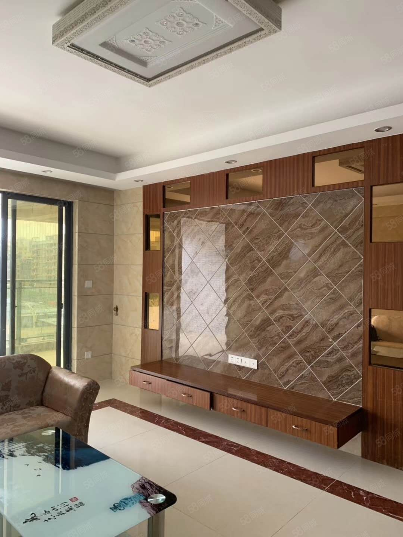 京源上景108方3房2厅低层装修新净带家私家电
