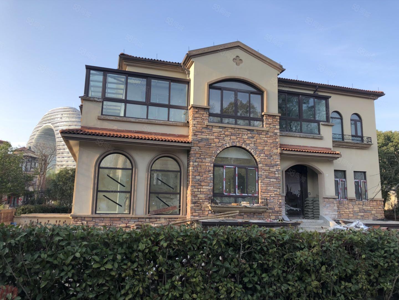 一线临太湖别墅,业主因公司流动资金缺乏,诚意出售此房非诚勿扰