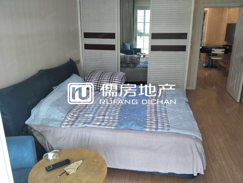长江花城4期精装修四室,家具齐全,拎包入住.