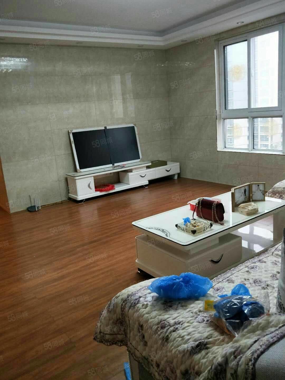 香格里拉高层9楼124平方三室精装85万