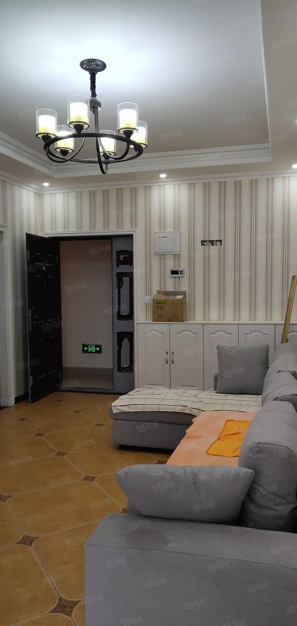 马鞍奥体中央公园66平米标准2室2厅仅售42万