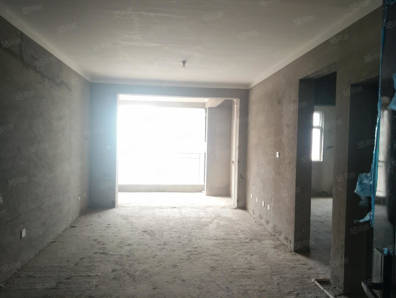 郾城波普E术之家88平两室平层毛坯,全款改合同