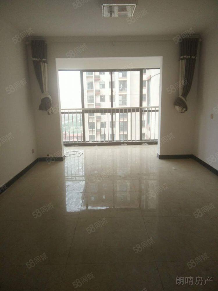 西城国际,简单装修三室两厅一厨两卫,边户,南北通透,中间楼层