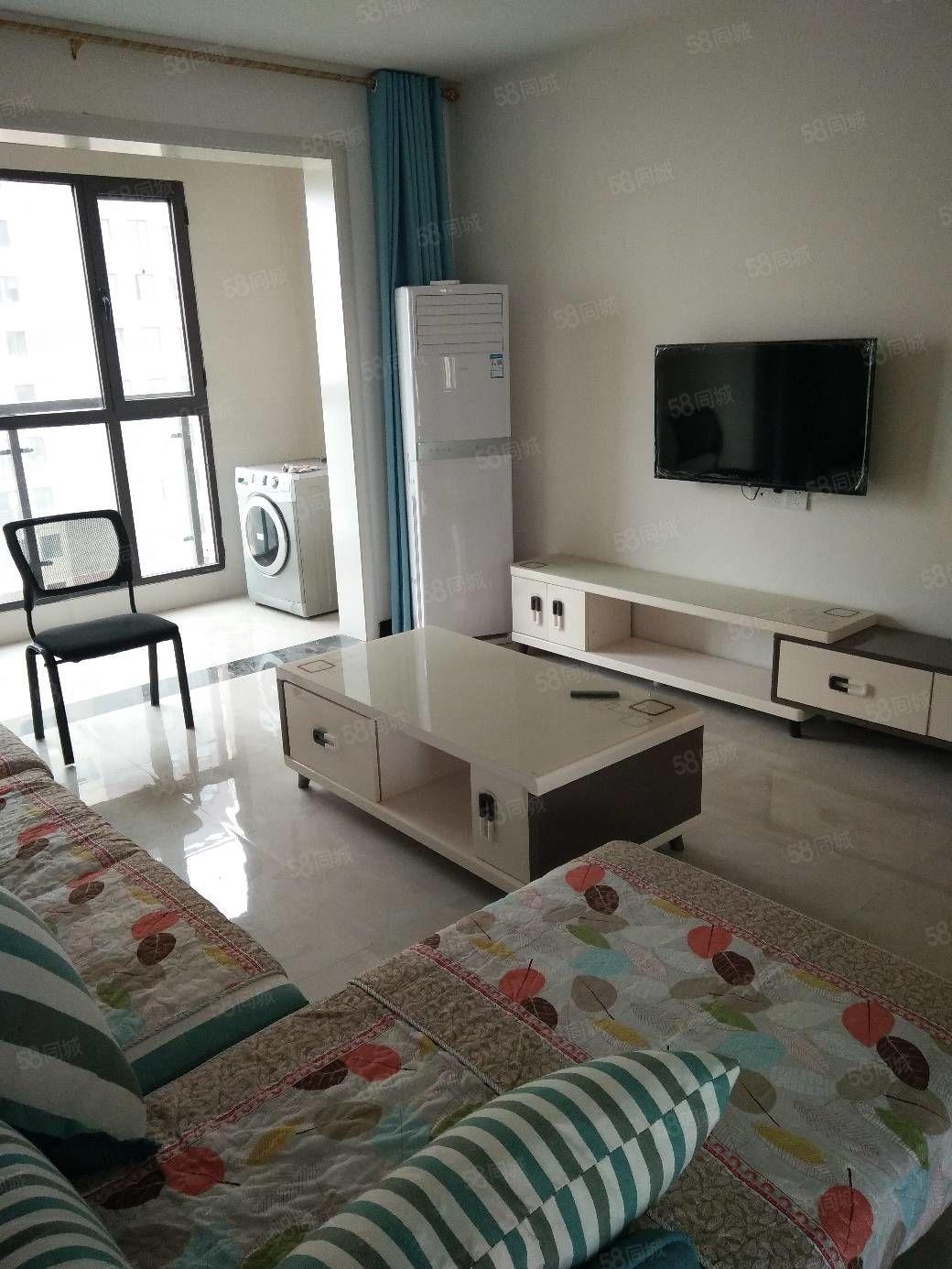 天安世家三室两厅精装修家具家电齐全拎包入住随时看房