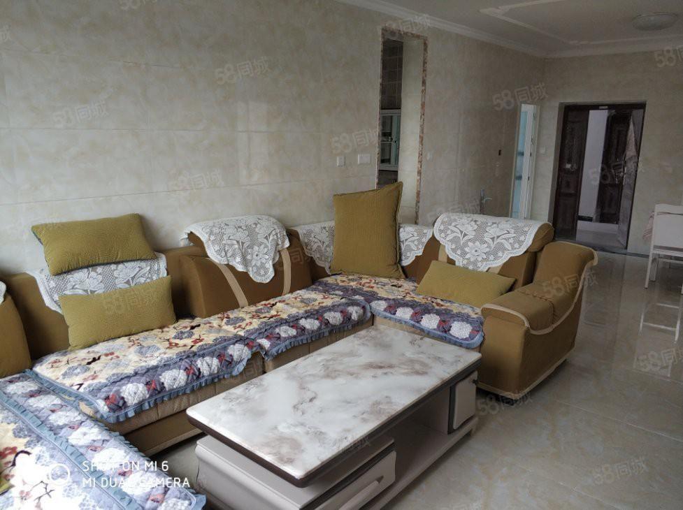 蓝岳玫瑰园东西齐全拎包入住房子很干净好看房