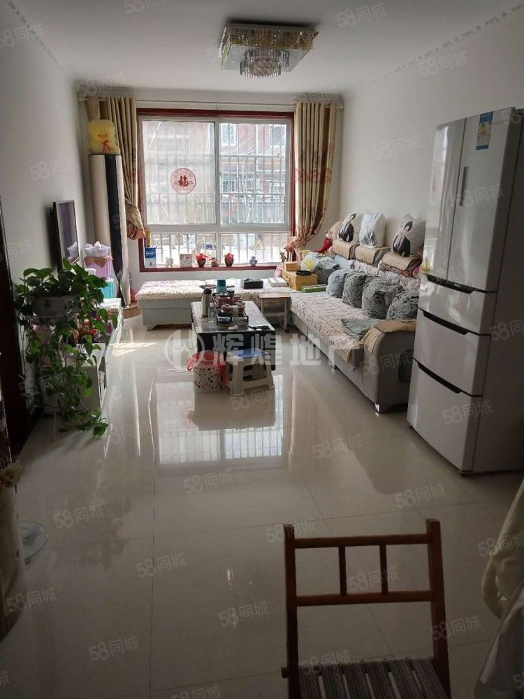 阳光澜岸2室2厅1卫79.9平米带一个大阳光花园平台