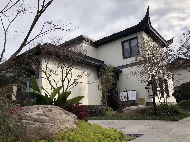 杭州二绕旁丨融创莫干溪谷丨总价230万起,中式独栋别墅有优惠