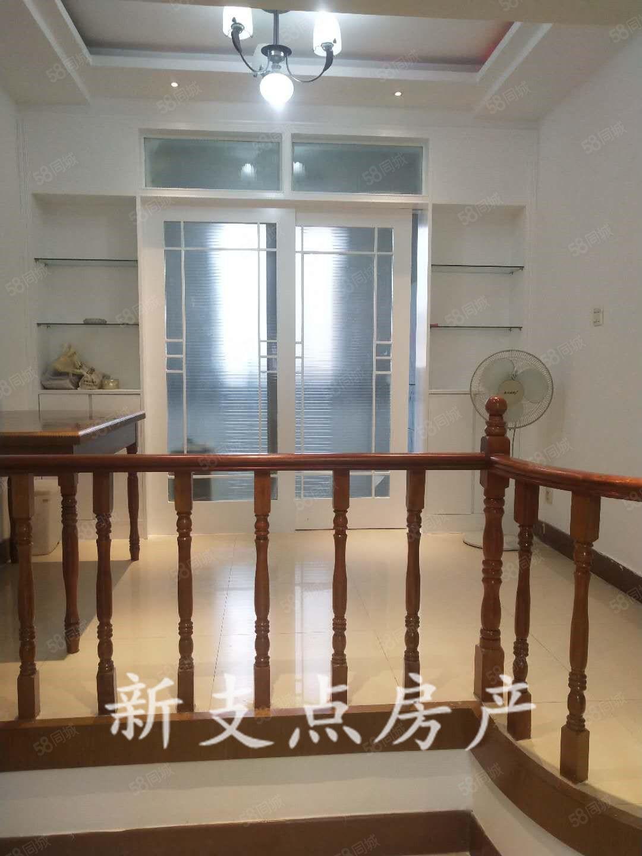 华夏5楼106平3室精装70万车库10平证齐可贷款