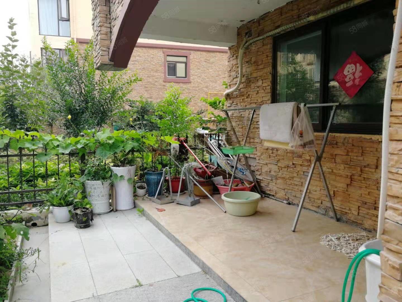 長島花園,帶100平小院子,豪華裝修,低于市場價20萬,急賣