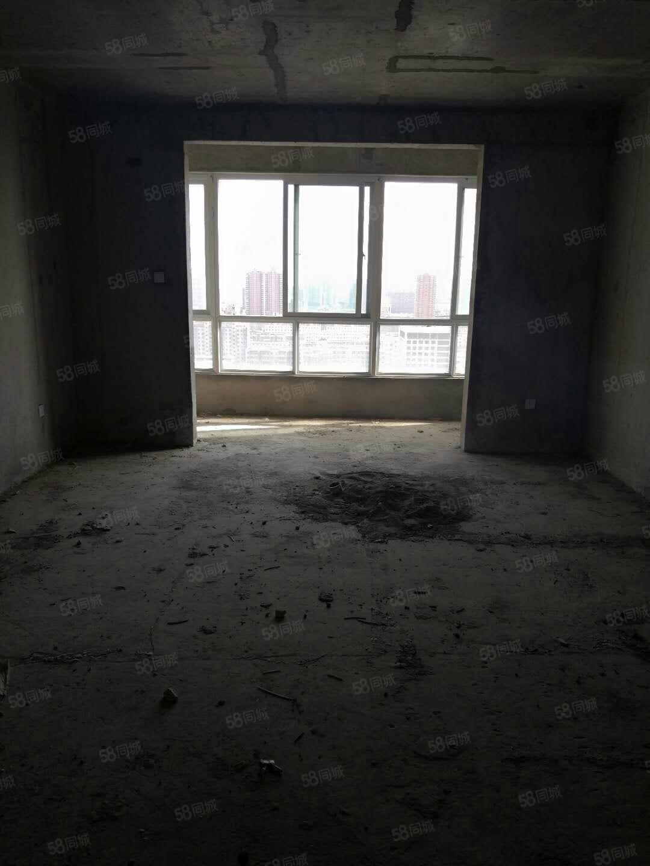 状元府邸三室两厅两卫毛坯出售